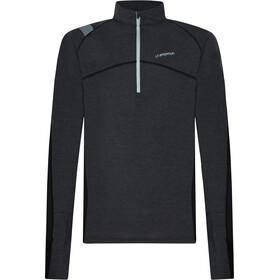 La Sportiva Swift Maglietta a maniche lunghe Uomo, nero